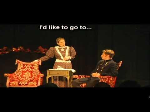 Tell-Tale Heart, Part 2, Opera by Robert W. Butts