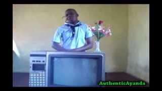 Authentic Ayanda - Sanibonani Youtube!
