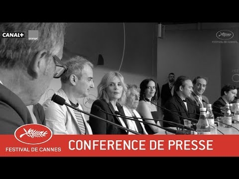 D'APRES UNE HISTOIRE VRAIE - Press Conference - EV - Cannes 2017
