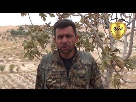المقاتل أبو المجد يروي لنا جزء بسيط من مشاركته في حملة تحرير الرقة