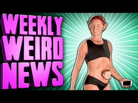 Is THIS The Perfect Woman? - Weekly Weird News