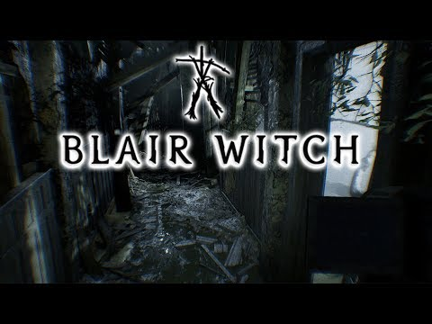 LIVE/HAPPY HALLOWEEN /THE BLAIR WITCH GAME
