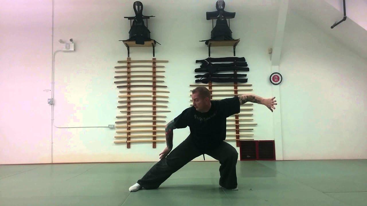 Longxing quan training