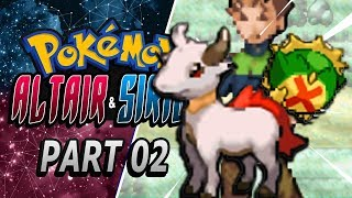 Pokemon Altair & Sirius Part 2 - BROCK IN HOENN! Pokemon English Rom Hack Gameplay Walkthrough