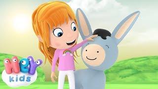 Download Video Mon Âne - Comptines pour Bébé - HeyKids MP3 3GP MP4