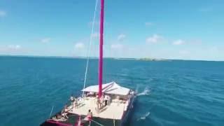 Aqua Speed Catamaran Cruise Mauritius