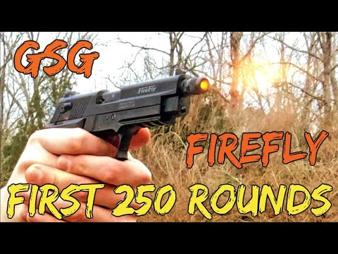 GSG Firefly First 250 Rounds