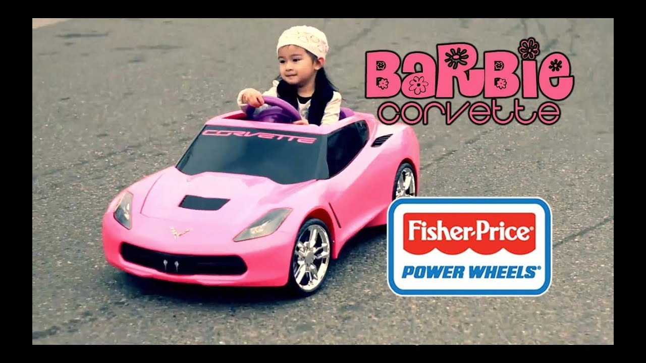 power wheels barbie 2014 corvette stingray c7 youtube. Cars Review. Best American Auto & Cars Review