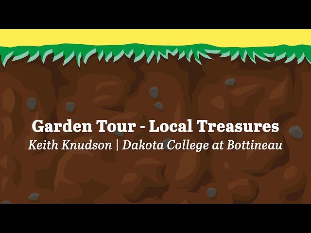 Garden Tour Local Treasures   Keith Knudson