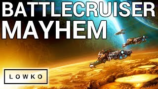 StarCraft 2: Battlecruiser Mayhem - SpeCial vs soO!