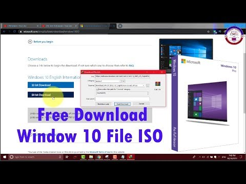 New Update How To Download Window 10 Pro File ISO Last Version 2020