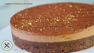 Lisbon Chocolate Cake – Bruno Albouze – THE REAL DEAL