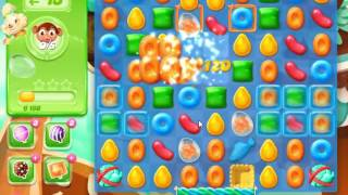 Candy Crush Jelly Saga Level 341 - NO BOOSTERS