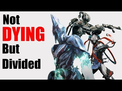 Warframe is NOT Dying but It's Community is Divided...