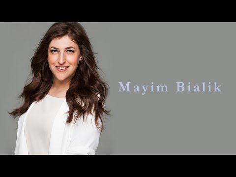 For National Alliance on Mental Illness - Mayim Bialik