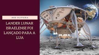 Download Video Lander Lunar Israelense Foi Lançado Para a Lua MP3 3GP MP4