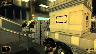 Deus Ex Human Revolution +Tong's DLC Mission Segmented Speedrun Hard Mode PC