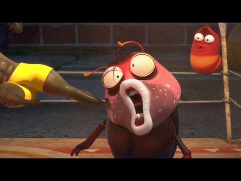 LARVA - BOXING CHAMPIONSHIP | Cartoon Full Movie | Cartoons For Children | LARVA Official