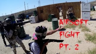 bakerXderek Visits: Code Red Airsoft Range (Part 2)