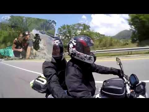 KTM duke 200 viaje en moto a coveñas