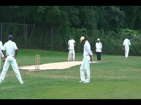 Columbia Cricket Club @ Mad Dogs - WSL Finals 2007