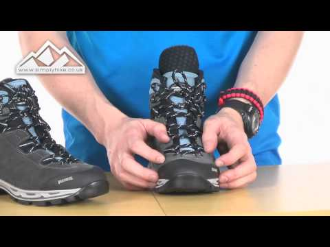 Meindl Womens Air Revolution Ultra Walking Boots - www.simplyhike.co.uk