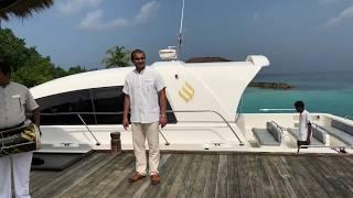 Maldive Jumeirah Vittaveli - 4K video