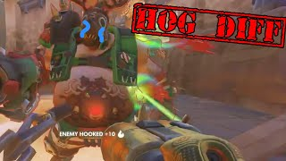 what a hog diff looks like (Overwatch)