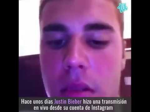 Justin Bieber olvida la letra en español de Despacito