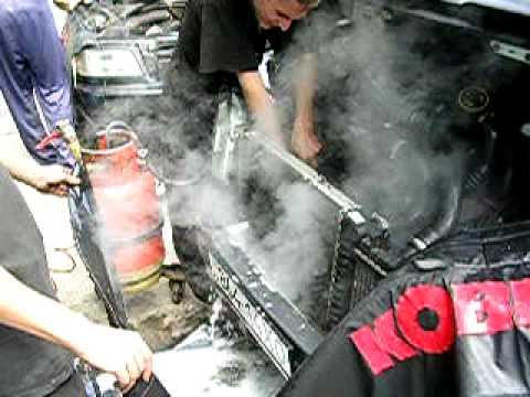 Фото №24 - чистка радиатора ВАЗ 2110
