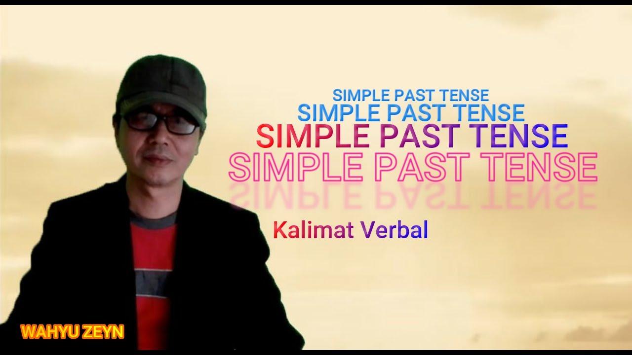 Simple Past Tense II Kalimat Verbal   YouTube