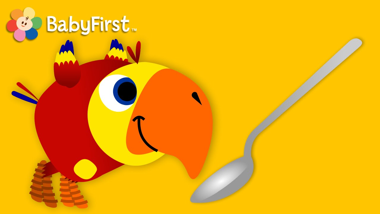 Baby Tv Vocabularry First