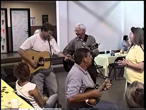 Gospel Singing at Edwards Reunion.