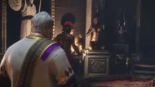 Ryse Son of Rome - Helping emperor Nero escape