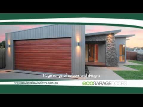 Eco Garage Doors TV Commercial Ballarat Eco Insulated Garage Doors Ballarat Eco Garage Doors Ballarat Eco Custom Garage Doors Ballarat Eco Roller Door ... & Eco Garage Doors TV Commercial Ballarat Eco Insulated Garage Doors ...