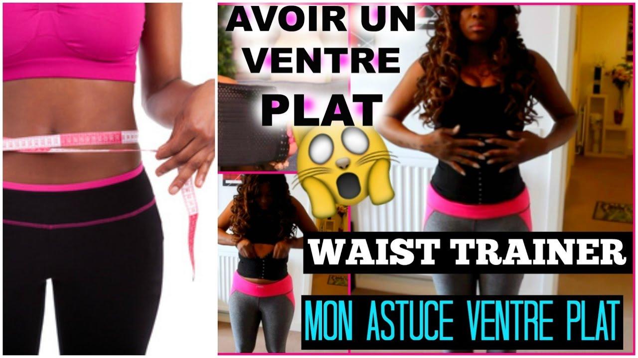 waist trainer mon astuce ventre plat gaine amincissante. Black Bedroom Furniture Sets. Home Design Ideas