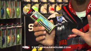 New Rapala X-Rap Colors with Michael