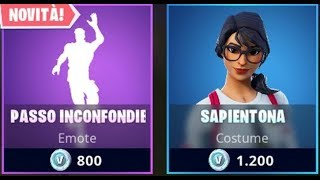 SHOP FORTNITE 13/06/2019!! NEW EMOTE PASSO UNMISTAKABLE