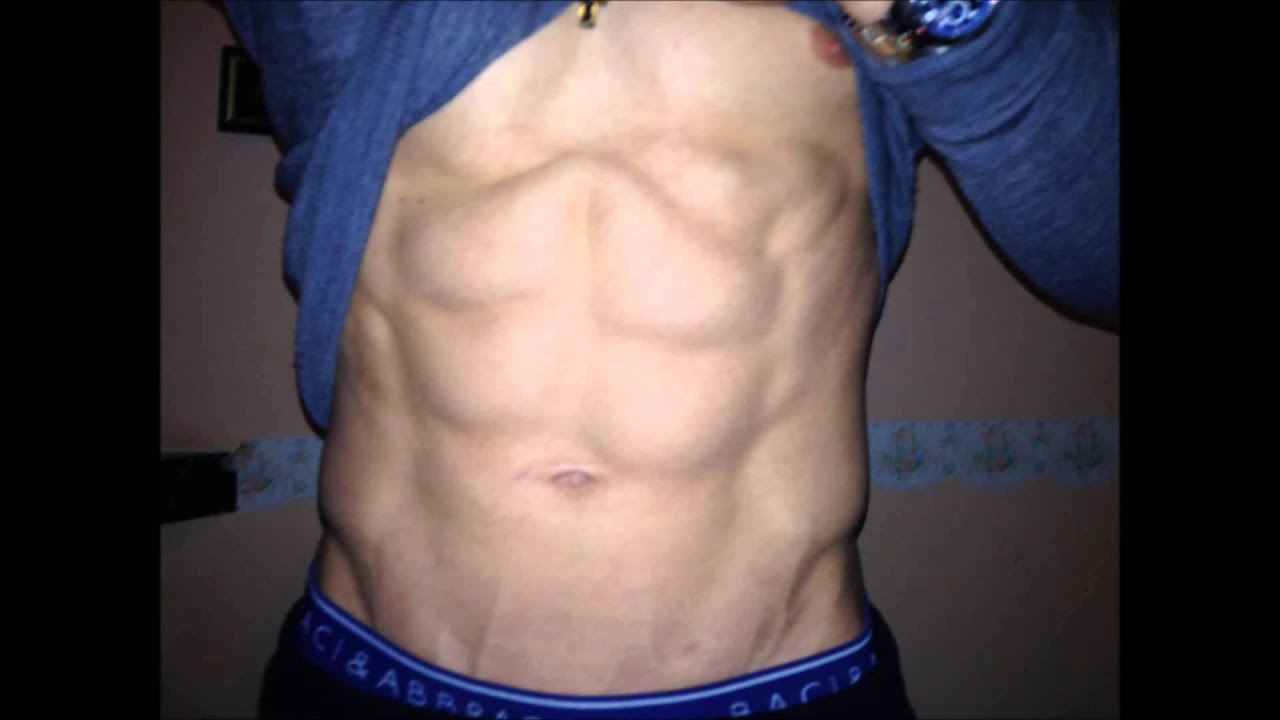 Epic 1 year body transformation ectomorph (steroid free) - YouTube