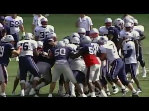 Rodney Harrison vs. Tom Brady Practice Battles | Rodney Harrison: A Football Life | NFL Films