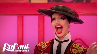 The Best Of Milk: 'An Entire Symphony' | RuPaul's Drag Race All Stars 3
