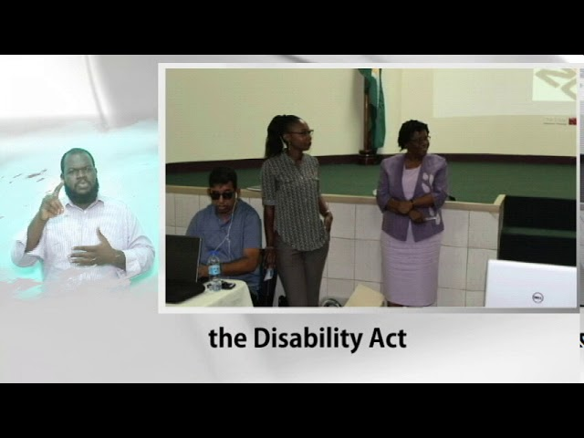National Commission on Disability (NCD) Public Service Announcement