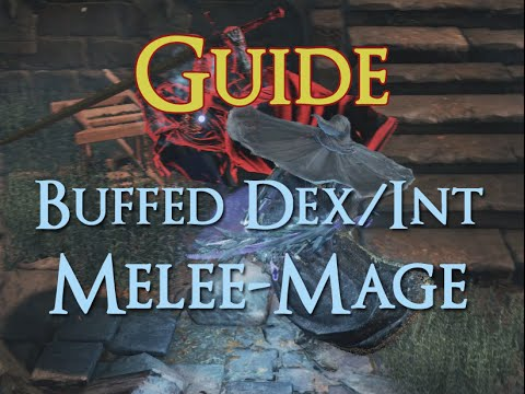Dark Souls 3 - Guide: The OP Buffed Dex/Int Melee-Mage - YouTube