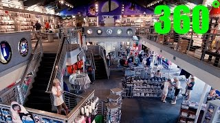 Space Shop (main gift shop) HD 360˚ -- Kennedy Space Center