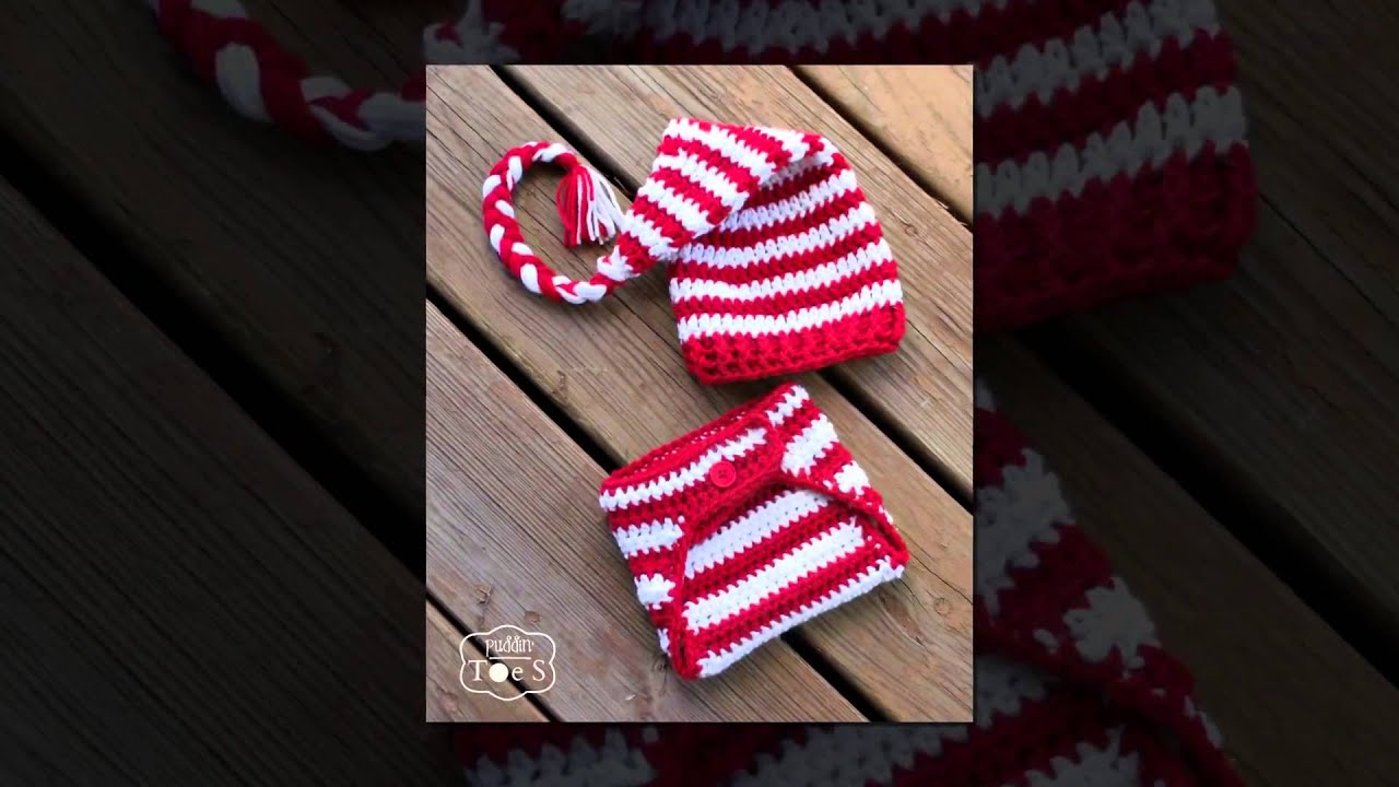 crochet pattern for football cocoon - YouTube