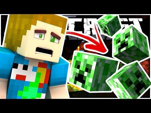 Minecraft   FLYING CREEPER HEADS TROLL?! - TROLL CRAFT