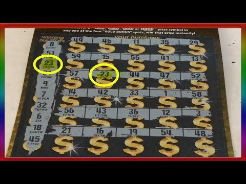 Download Winner On A 30 Dollar California Gold Ticket Sl S