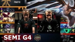 g2 esports vs fnatic   game 4 semi finals s7 eu lcs spring 2017 playoffs   g2 vs fnc g4 sf 1080p