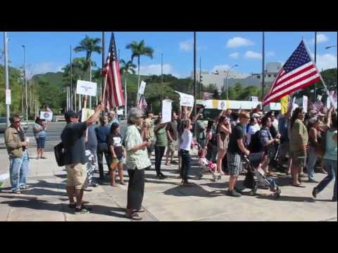 2nd Amendment Appriciation Day at the Hawaii State Capital