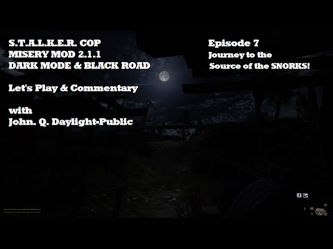 Misery 2.1.1 - Dark Mode & Black Road - Episode 7 v2